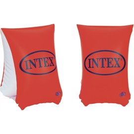 Intex Badevinger Orange 23 x 15cm (3-6år)