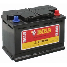NBA 50Ah GEL batteri