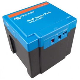 Victron Peak Power Pack 30Ah til mover + forbrug