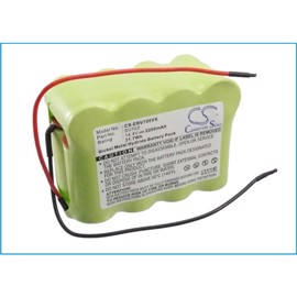 SHARK SWEEPER SV70 batteri 14.4V 2200mAh (kompatibelt)
