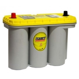 Optima YELLOW TOP 66Ah Bilbatteri 837-327