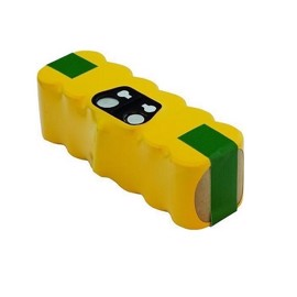Roomba Li Ion batteri 4400 mah uoriginal 500, 510, 520, 530, 535, 550, 555, 560, 562, 563, 580, 581