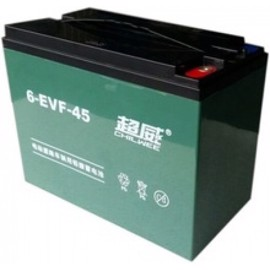 E Bike AGM batteri 12v 45AH