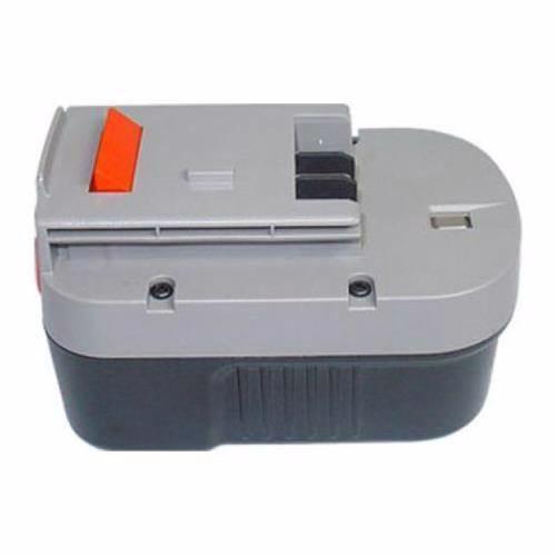 Ekstra Batteri 14,4 Volt til Black & Decker A14 / A144 / HPB14 3,0Ah ET39