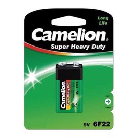 Camelion 9V Super Heavy Duty batteri