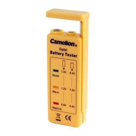 Camelion Batteritester for AA, AAA, C, D, 9V