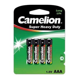 Camelion R03/AAA Super Heavy Duty batterier