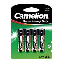 Camelion R06/AA Super Heavy Duty batterier