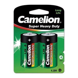Camelion R20 Super Heavy Duty batterier