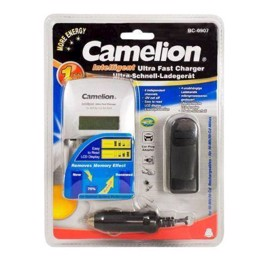 Camelion BC-0907 60 min Oplader for AA / AAA batterier