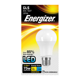 E27 LED standardpære 11,6w 1060lumen (75w)