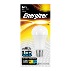E27 LED standardpære 12,5w 1521lumen (100w)