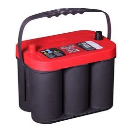 Optima RED TOP 50Ah Bilbatteri 801-287