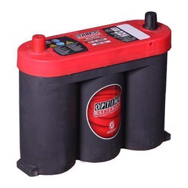 Optima RED TOP 50Ah Bilbatteri 810-355