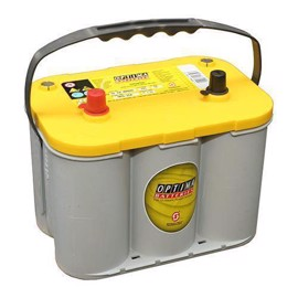 Optima YELLOW TOP 55Ah Bilbatteri 812-254