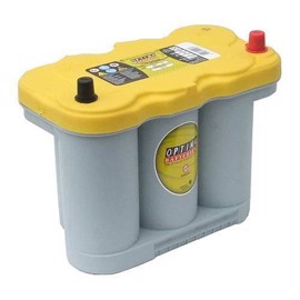 Optima YELLOW TOP 66Ah Bilbatteri 827-116