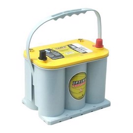 Optima YELLOW TOP 48Ah Bilbatteri 840-222