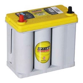 Optima YELLOW TOP 38Ah Bilbatteri 870-176