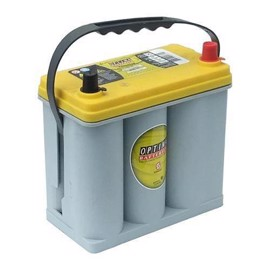 Optima YELLOW TOP 38Ah Bilbatteri 873-176