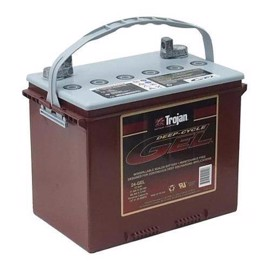 Trojan 24GEL Deep cycle blybatteri 12V 77Ah