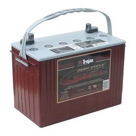 Trojan 27GEL Deep cycle blybatteri 12V 91Ah