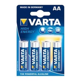 Varta LR06/AA Alkaline High Energy batterier