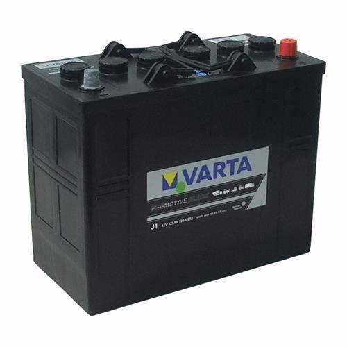 Varta J1 Bilbatteri 12V 125Ah 625012072