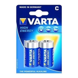 Varta LR14 High Energy Alkaline batterier