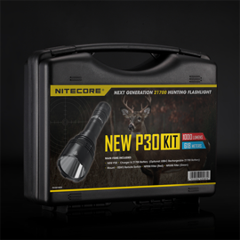 Nitecore NEW P30 Hunting kit 1000Lumen